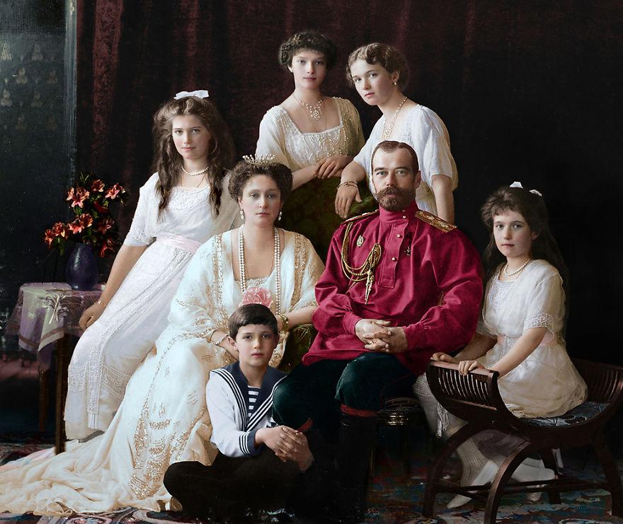 картинки фото царских семей очень понравились