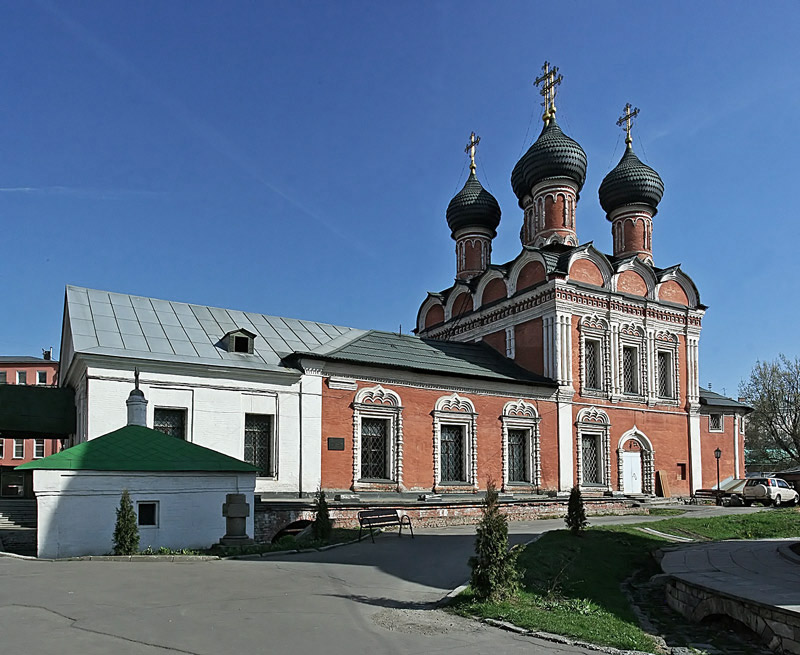 Боголюбский храм