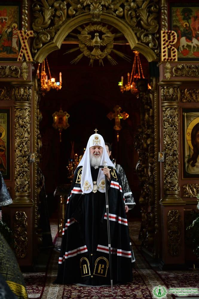 Фото: Пресс-служба Патриарха Московского и всея Руси