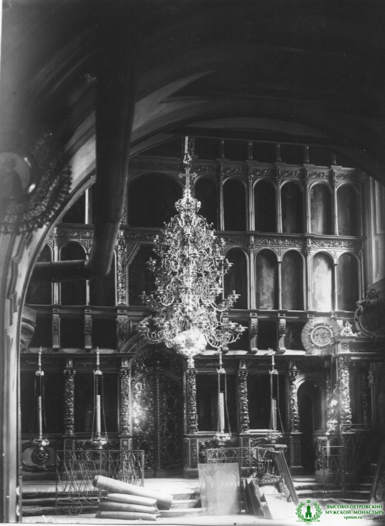 10_Боголюбский собор после ликвидации монастыря_1929